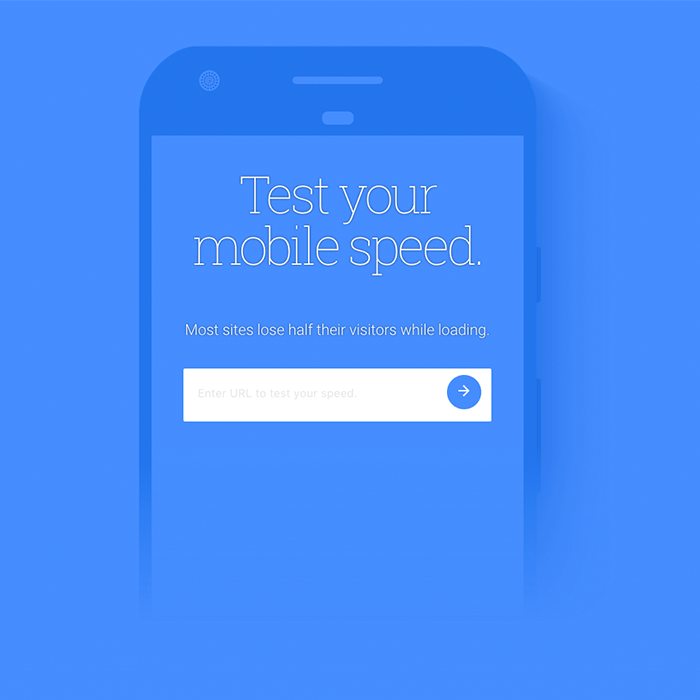 google mobile speed testing tool
